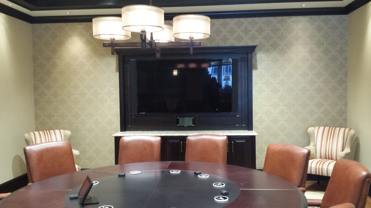 Conference Room Wallcovering