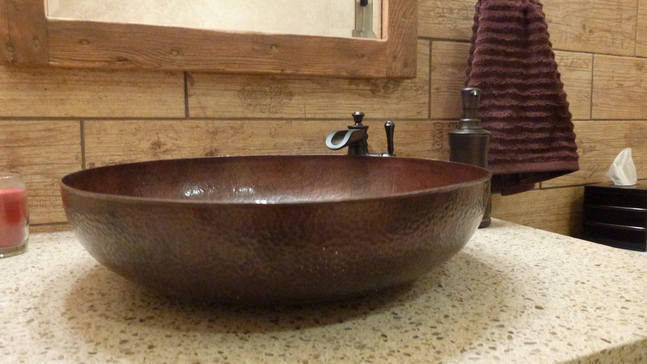 Bathroom Remodel 1