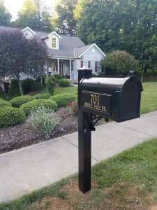 Our New Mailbox